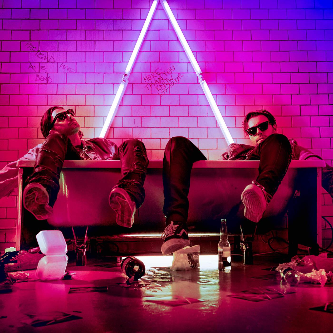 Axwell Λ Ingrosso, Sebastian Yatra & Cali y El Dandee - Más De Lo Que Sabes (More Than You Know) - Single