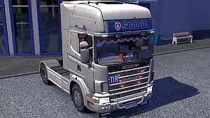 Scania 4 mod version 1.6.1