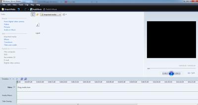 Proses Pembuatan Video dengan Movie Maker