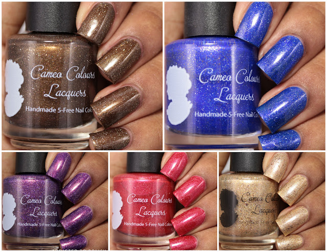 Cameo Colours Lacquers Finally Fall Collection