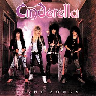 """Ο δίσκος των Cinderella """"Night Songs"""""""
