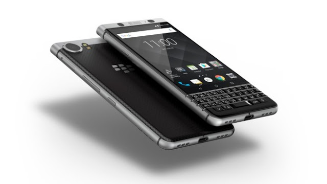 BlackBerry KEYone tried: Back to the future!