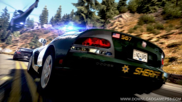 Need for Speed Hot Pursuit - Download game PS3 PS4 RPCS3 PC free