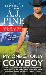 Book Review: My One and Only Cowboy (Meadow Valley #1) by A.J. Pine