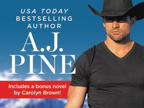 Book Review: My One and Only Cowboy (Meadow Valley #1) by A. J. Pine