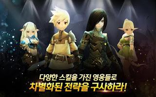 Crystal Hearts For Kakao Mod Apk