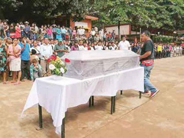 Mary de 12 años salió a la papelería pero encontraron su cuerpo sin vida.