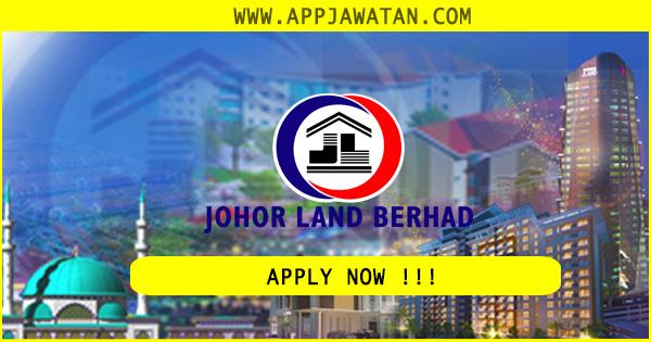 Jawatan Kosong di Johor Land Berhad