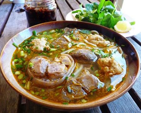 Món ngon đặc sản cố đô Huế