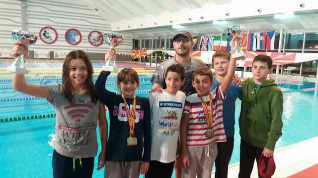 Schwimmen: Zwölfjährige bricht 20 Jahre alte mazedonische Rekorde