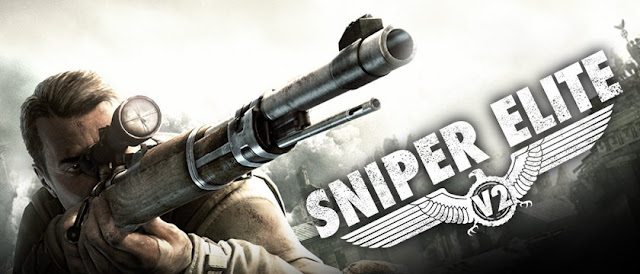 تحميل لعبة sniper elite v2 للكمبيوتر كاملة من ميديا فاير