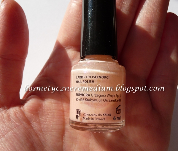 manicure, PAESE, Paese mini me, paese 168, french manicure, french, frencz na paznokciach, lakier do paznokci, lakier paese, wizaz