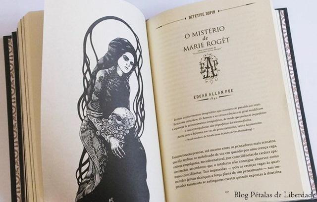 Conto, O-mistério-de-Marie-Rogêt, Edgar-Allan-Poe, darkside, ilustração