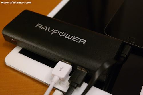 RAVPower RP-PB07. Análisis a fondo