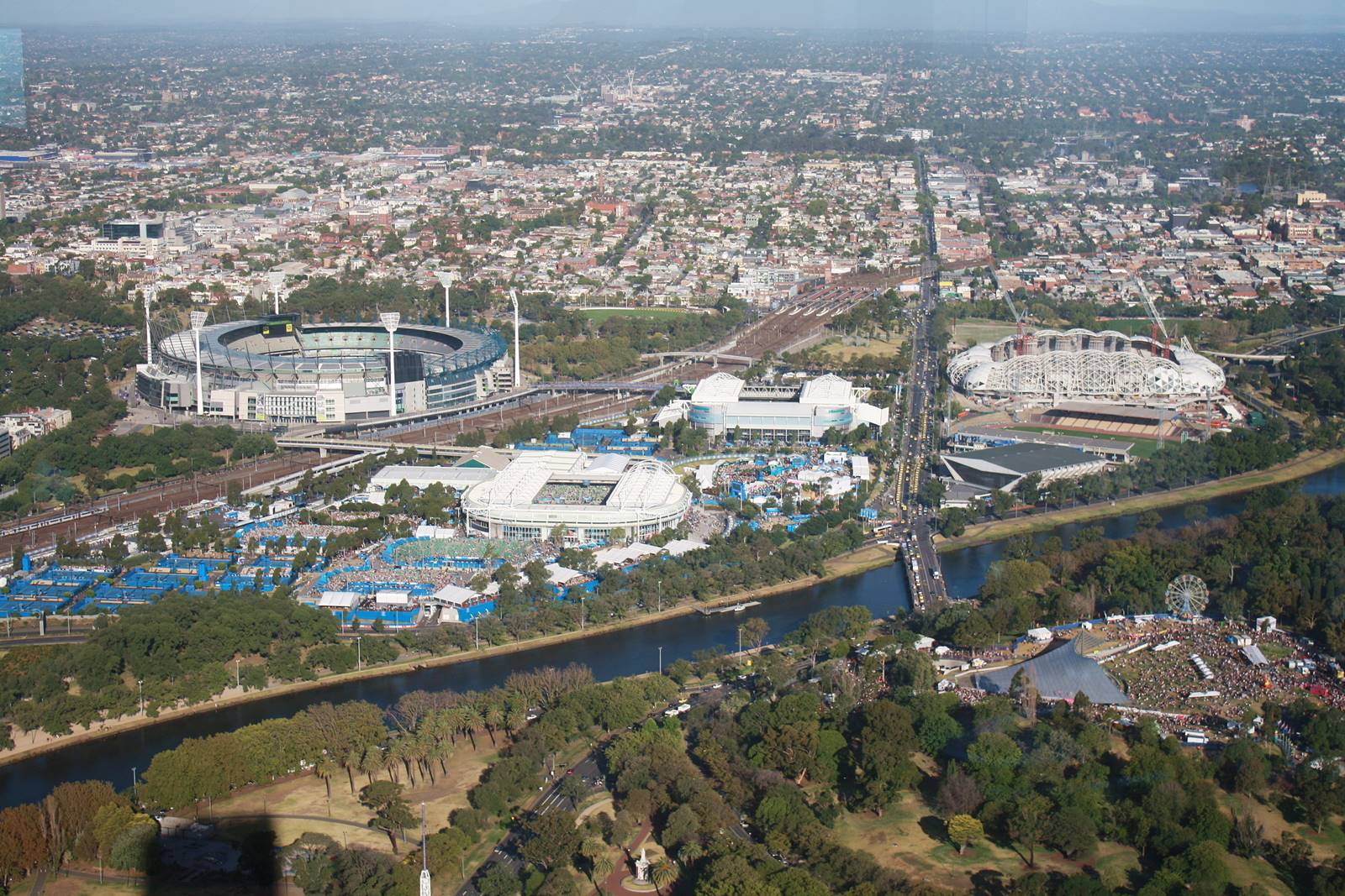 Melbourne-Melbourne Park-CBD-Attraction-Recommendation-Map-Itinerary-Tourism-Independent Travel-Travel Blog-Must visit-Must See