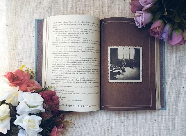 Cidade dos Etéreos - O Orfanato da Srta. Peregrine