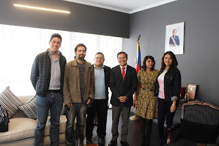 """Colegio de Periodistas Antofagasta: """"La idea es resguardar, aún más, la situación de los colegas en el servicio público"""""""