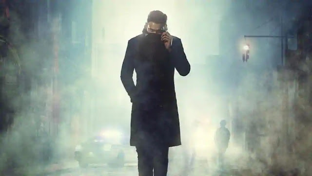 saaho movie poster