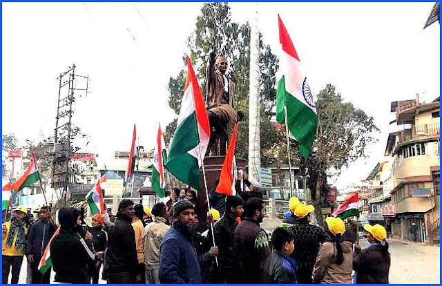 Republic Day celebration Kalimpong