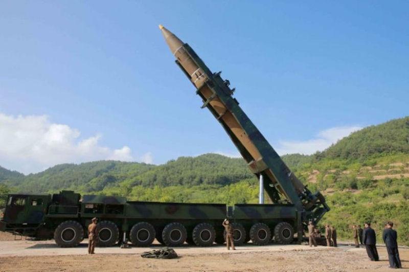 Diktaktor Korut Kim Jong Un Menyatakan Rudalnya Bisa Mencapai Seluruh Wilayah AS