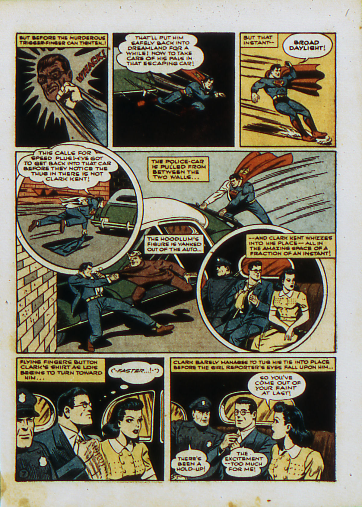 Read online Action Comics (1938) comic -  Issue #53 - 10
