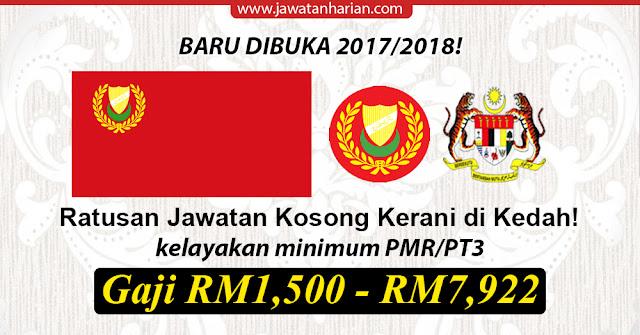Peluang Kerja Di Kedah