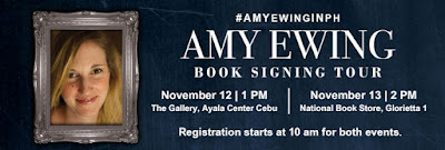 Amy Ewing Book Signing Event Philippines