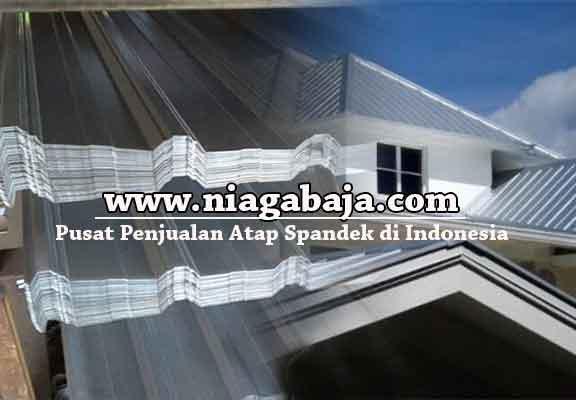 HARGA ATAP SPANDEK PANGANDARAN TERBARU 2019