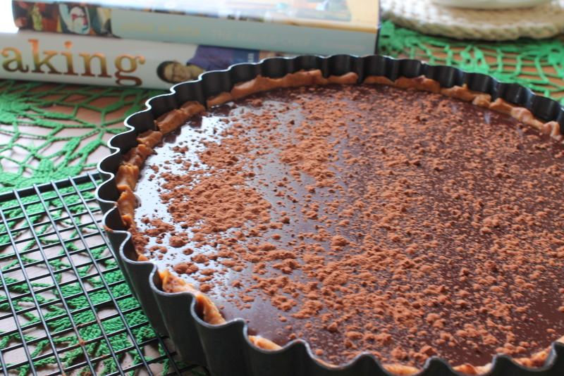 Plain Cake Recipe Jamie Oliver: Chocolate Tart Recipe Jamie Oliver