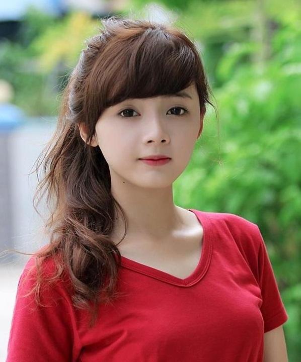 Hình Ảnh Đẹp Nhất Của Hot Girl Lê Lý Lan Hương