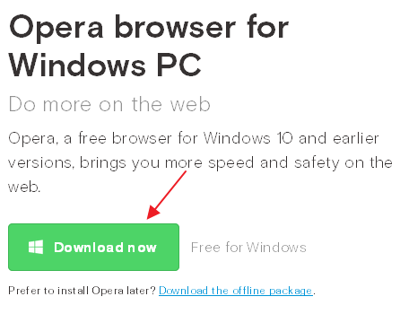 download-opera-for-windows-7-8-10