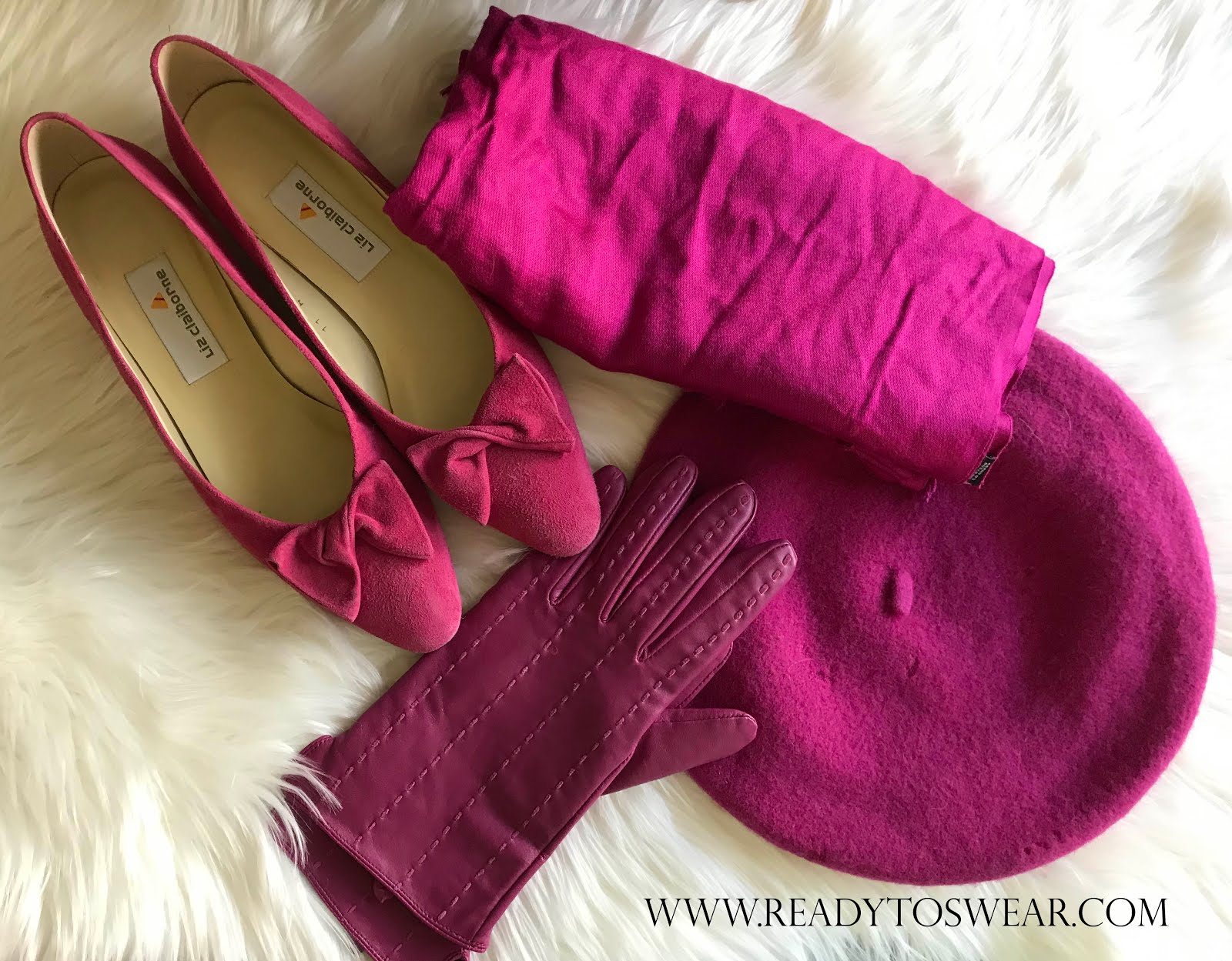 Fuchsia Faux Suede Skirt: Simplicity 8459 Review | Ready-to