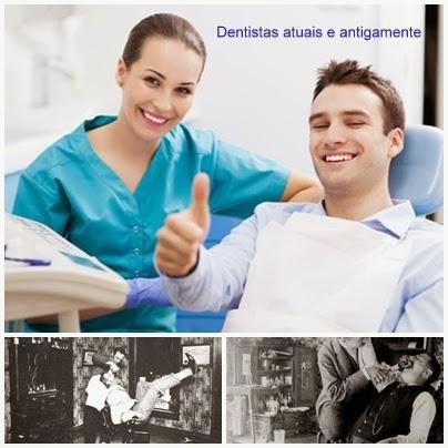 Dentistas noutros tempos