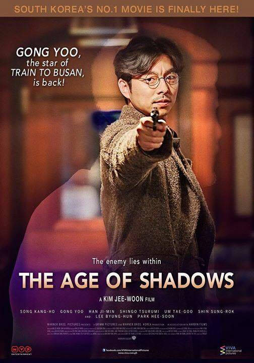 Fred Said: MOVIES: Review of THE AGE OF SHADOWS: Trains, Traitors and Torture
