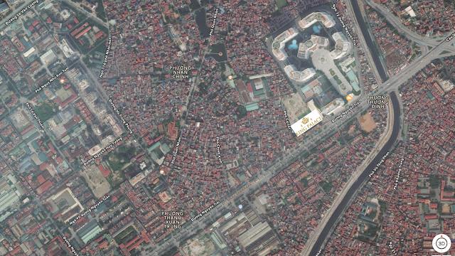 liên kết vùng King palace Nguyễn Trãi