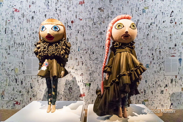 Doll's collection by Viktor & Rolf @ Kunsthal Rotterdam