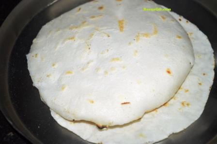 Chawal Ki Roti Recipe in Hindi