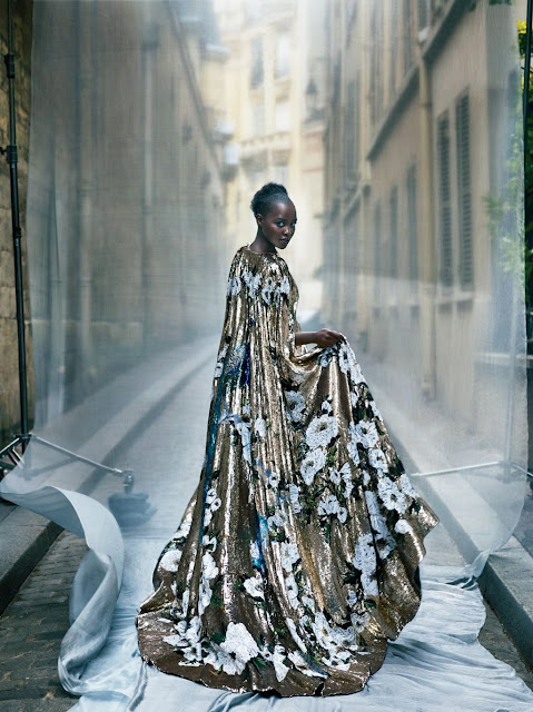 Lupita Nyongo Vogue, October 2015
