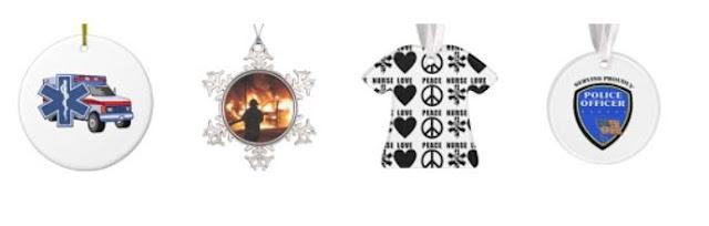 Unique Christmas Ornaments Personalized