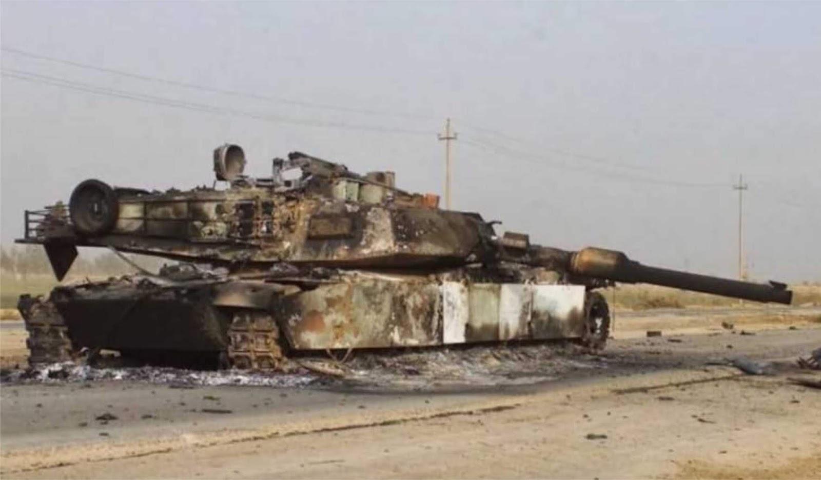 Perang di Yaman menunjukkan ketidakefektifan taktik lama serangan tank