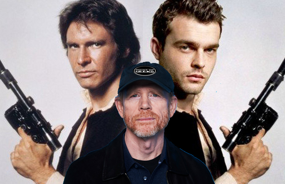 Han Solo | O editor do vídeo é demitido e contratam o professor de atuação para ficar no Set
