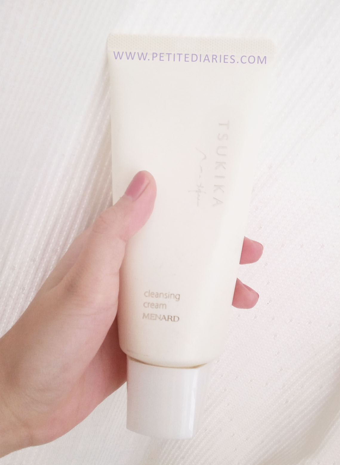 menard skincare tsukika cleansing cream review