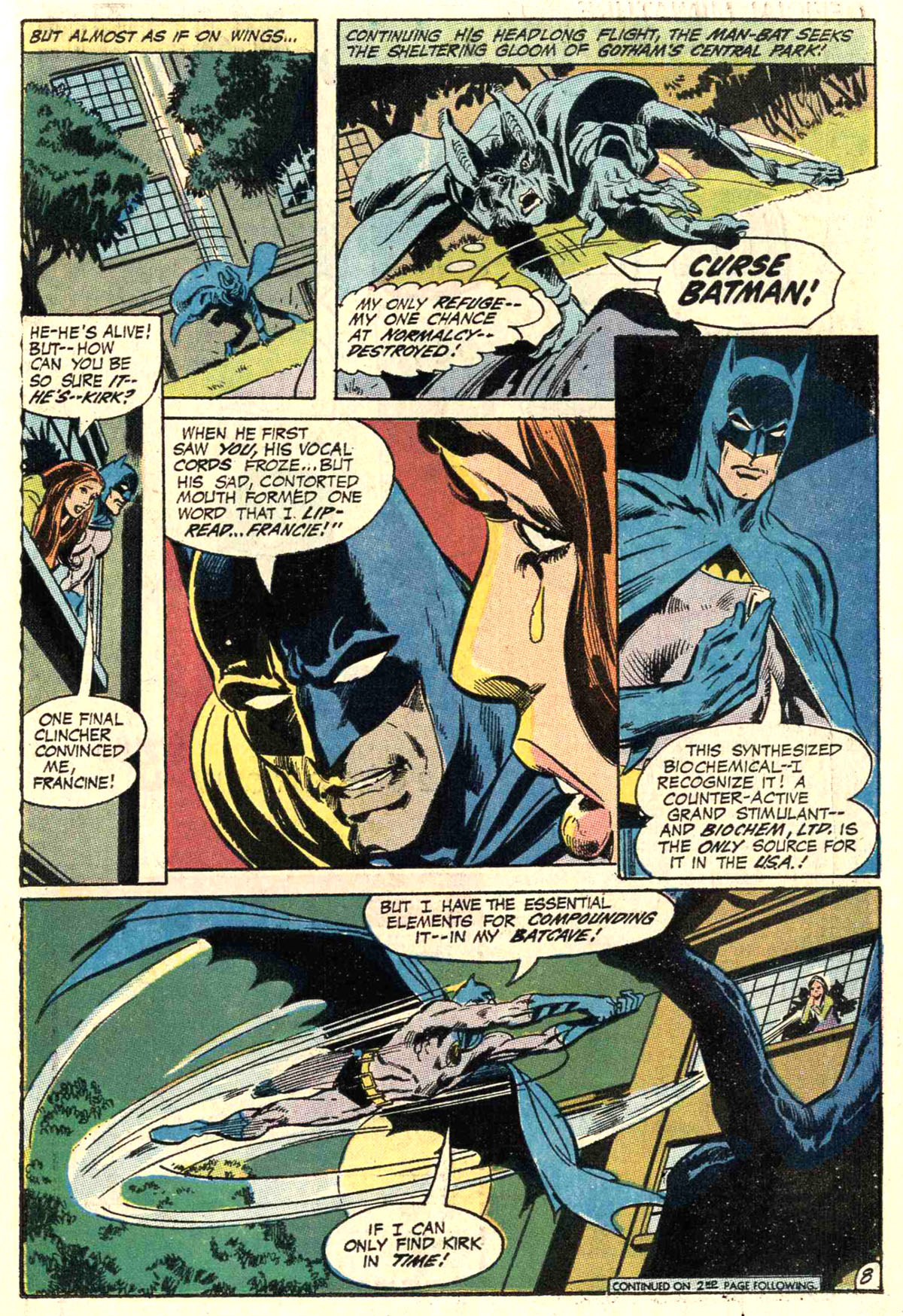 Detective Comics (1937) 402 Page 10
