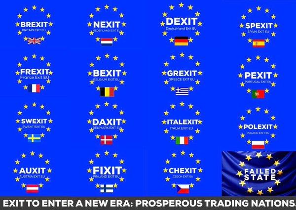 Havaintoja uudesta maailmanjärjestyksestä: EU:n komissio on juonitellut EU-ero kampanjat ...