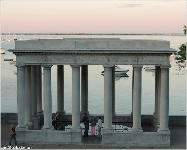 Monumento de la Roca de Plymouth