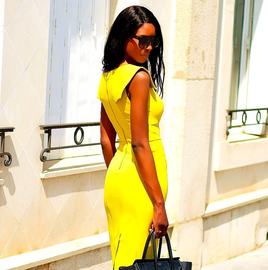robe-fourreau-working-girl-style