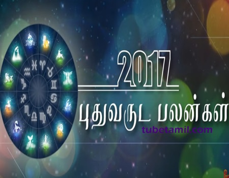Yearly Astrology Horoscope 2017 | New Year Rasi Palangal 2017