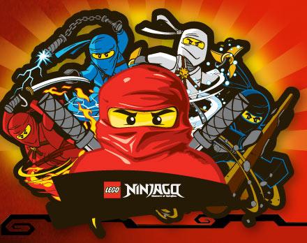 Disney Comics Ninjago Cartoon