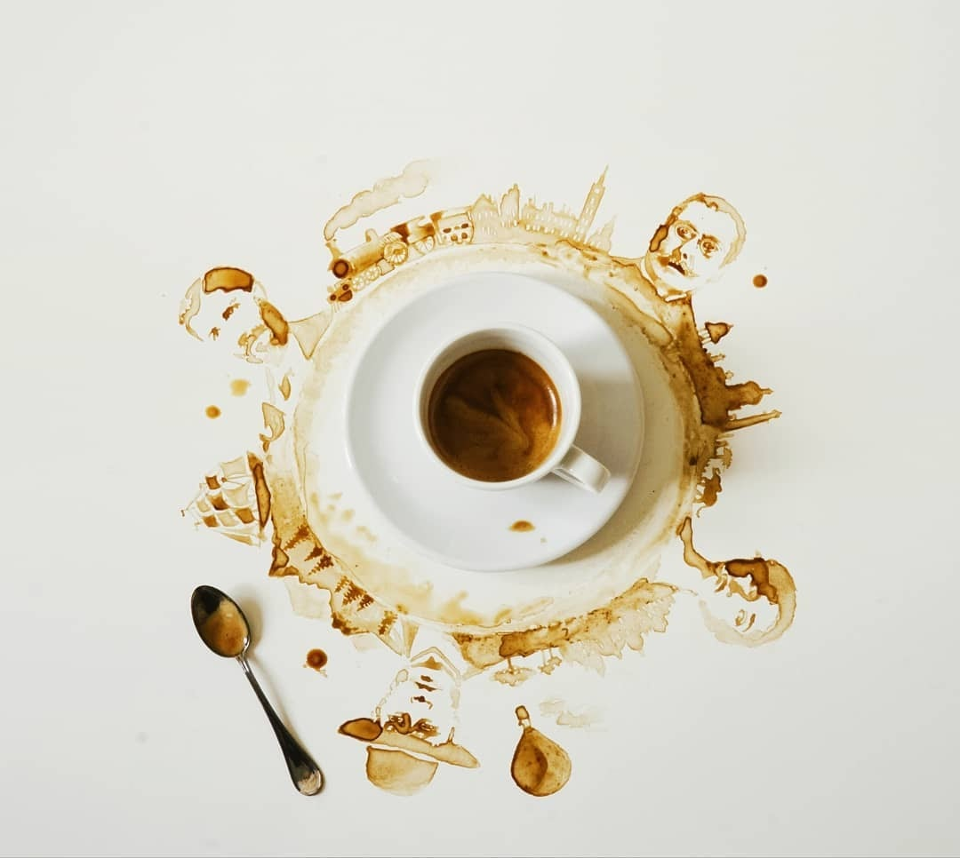 06-Around-the-World-in-80-Days-Giulia-Bernardelli-Coffee-Cup-Paintings-or-Drawings-www-designstack-co