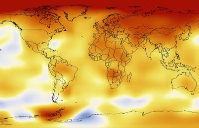 Cientistas criam registro histórico de temperaturas dos últimos 2 milhões de anos